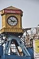 Clock Tower - Foot Overbridge - Ultadanga Junction - Kolkata 2017-04-29 1721.JPG