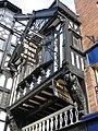 Close up of Ye Olde Boot Inn 1643 - geograph.org.uk - 825155.jpg