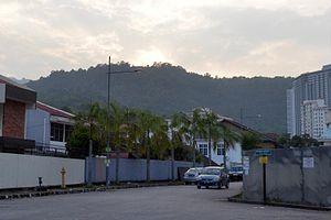 Mount Erskine - Image: Cmglee Penang Mount Erskine