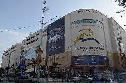 Cara Ke Prangin Mall Di Pulau Pinang Menggunakan Bis Atau Ferry