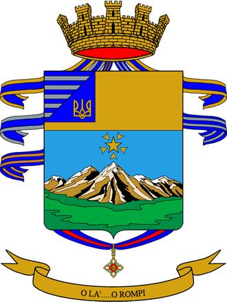 8th Alpini Regiment - Coat of Arms of the 8th Alpini Regiment