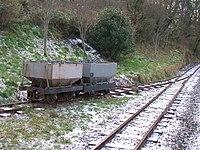 Coal trucks - geograph.org.uk - 1636455.jpg