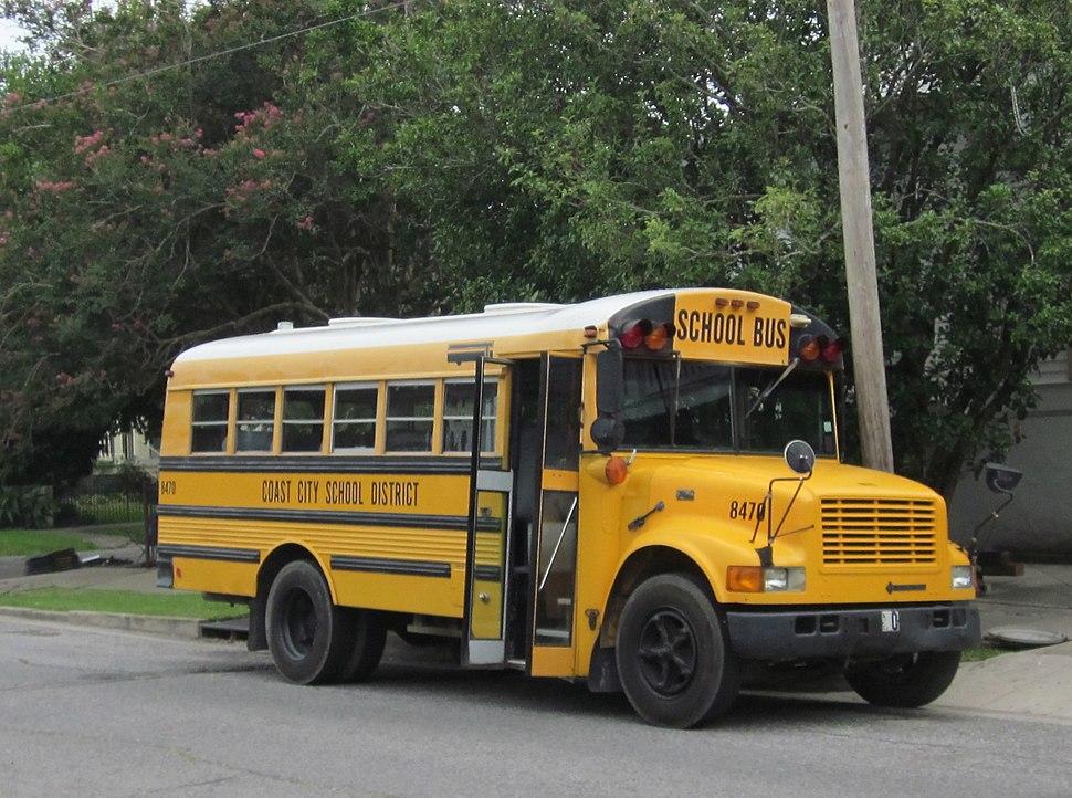 Coastal City School Bus crop