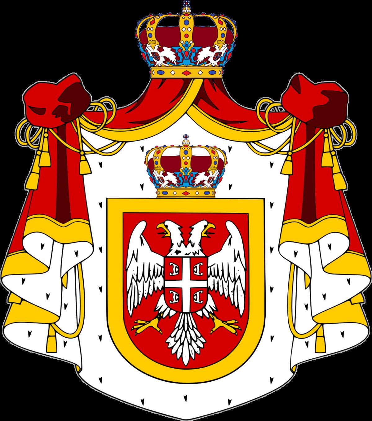 Coat of Arms of Aleksandar Pavlov Karadjordjevic.png