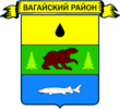 Coat of Arms of Vagaysky rayon (Tyumen oblast).png