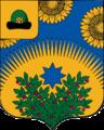 Coat of arms of Malinishchinskoe (Ryazan oblast).png