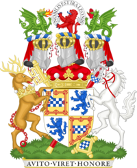 Coat of arms of the marquess of Bute.png