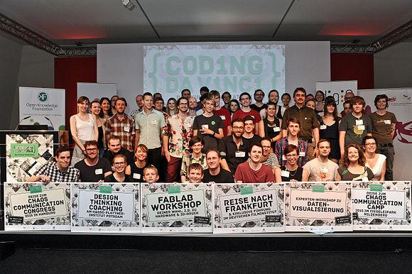 Coding da Vinci 2015 - Preisverleihung (18880680843).jpg