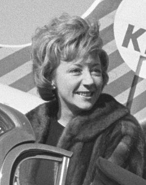 Colette Brosset - Colette Brosset in 1962