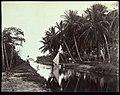 Collectie Nationaal Museum van Wereldculturen TM-60062348 Zeilboot in een rivier Trinidad F. (Felix) Morin (Fotograaf).jpg