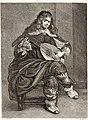 Collection de cent-vingt estampes, gravée d'après les tableaux and dessins qui composoient le cabinet de m. Poullain précédée d'un abrégé historique de la vie des auteurs qui la composent Cette suite (14779010535).jpg