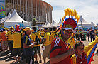 Colombia and Ivory Coast match at the FIFA World Cup 2014-06-19 (5).jpg