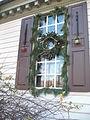 Colonial Williamsburg (December, 2011) - Christmas decorations 13.JPG