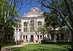 Colorado County, Texas - Image: Colorado county courthouse