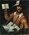 Colporteur, huile sur toile, XVII s. Anonyme (école française).jpg