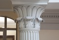 Column capital detail, U.S. Custom House in New Orleans, Louisiana LCCN2013634395.tif