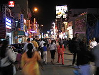 Commercial Street is an important commercial a...
