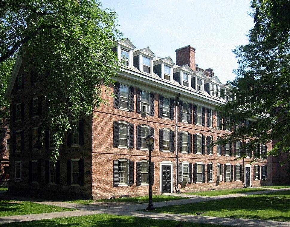 Connecticut Hall