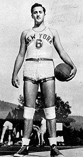Connie Simmons American basketball player