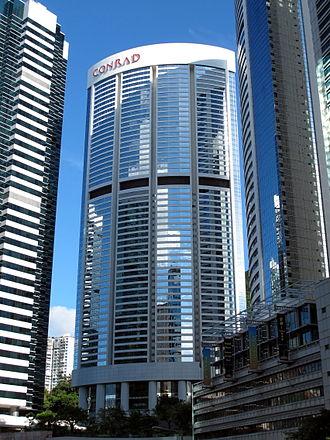 Conrad Hotels - Conrad Hong Kong