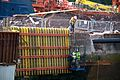 Construction of additional Lock Gates at Milford Haven DSC 2038 -1.jpg