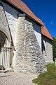 Contraforte no sur da nave da igrexa de Vänge.jpg