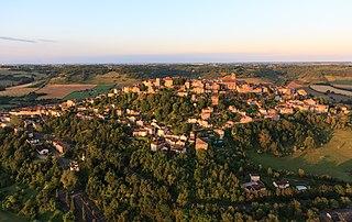 Cordes-sur-Ciel Commune in Occitanie, France