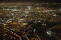 Cormeilles-en-Parisis - La Défense - vue aérienne nocturne 20191028.jpg