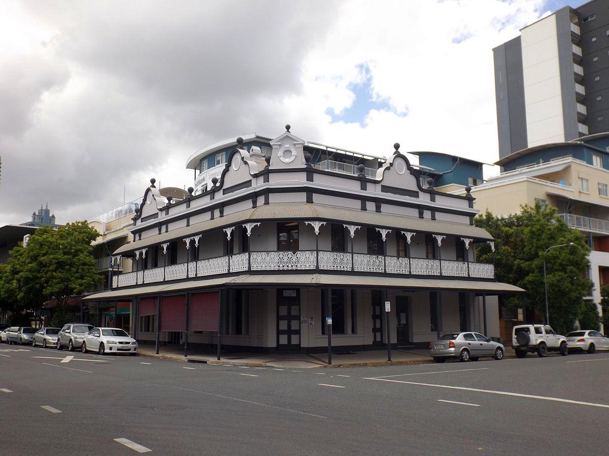 Coronation hotel wikipedia for Design hotel queensland