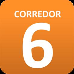 Recorrido del 63 cordoba coniferal