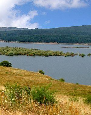 Sila: Lago di Cecita