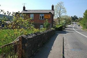 Eardiston - Image: Cottage in Eardiston geograph.org.uk 417650