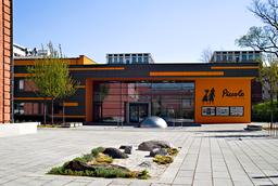 Cottbus, Piccolo Theater (Erich Kästner Platz 2)