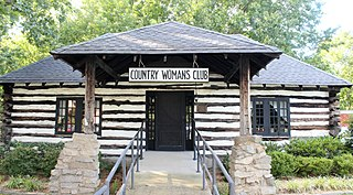Country Womans Club (Clarksville, Tennessee)