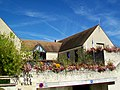 Courdimanche (95), vieux village, mairie, rue Vieille Saint-Martin.jpg