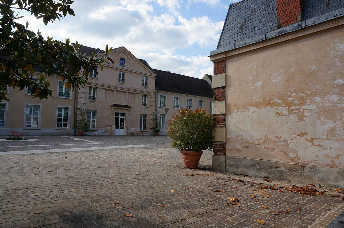 Couvent des cordeliers ch teau thierry wikip dia - Bureau 02 chateau thierry ...