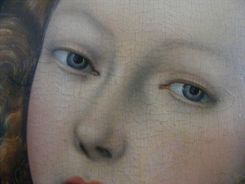 File:Cranach, Lucas (I) - Lucretia - Detail face.jpg
