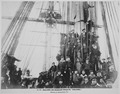 Crew of the Russian frigate Osliaba docked at Alexandria, Virginia, 1863 - NARA - 518113.tif