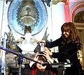 Cristina Kirchner junto a Mercedes Sosa.jpg