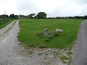 Croes Antoni Anthony's Cross, near St Brides Major - geograph.org.uk - 2547424.jpg