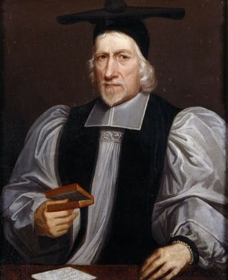 Herbert Croft (bishop) - Herbert Croft, bishop of Hereford, painted about 1670 by an unknown artist. This portrait is in the hall at Croft Castle in Herefordshire.