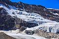 Crossing the Iceline trial just below the Vice President (3,063 m) (7897942076).jpg