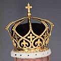 Crown of the King of Tonga Tupou VI.jpg