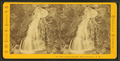 Crystal Cascade, White Mountains, N.H, by Pease, N. W. (Nathan W.), 1836-1918 3.png
