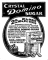Crystal Domino sugar newspaper ad.png