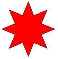 Csillag (nyolcágú) fr -- l'étoile à huit rais.PNG