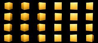 Cube - Image: Cubo (Matemateca IME USP)