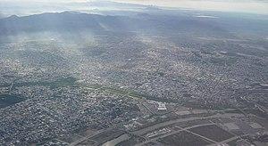 Culiacán - Aerial view of Culiacán