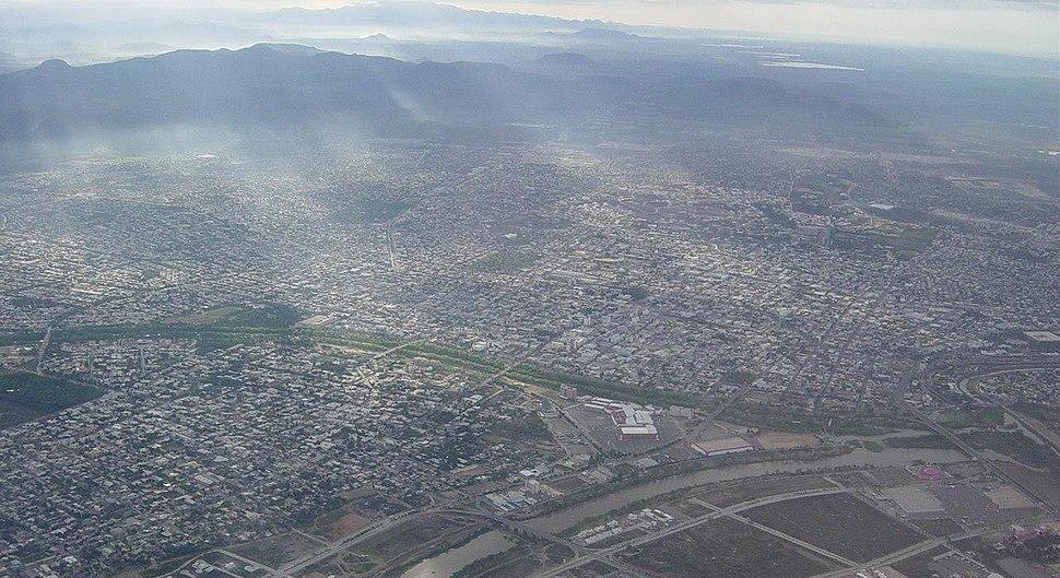 Culiacan Aerial View