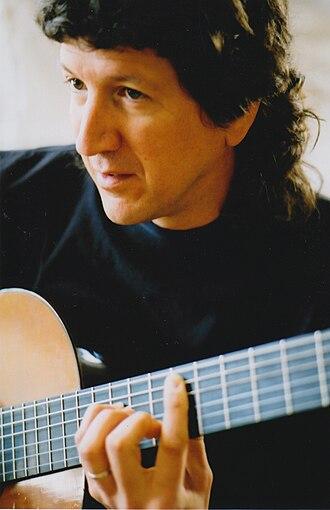 David Cullen (musician) - David Cullen at the Berks Jazz Festival, March 24, 2004